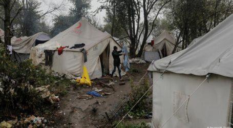 Αβοήθητοι οι πρόσφυγες στη Βοσνία