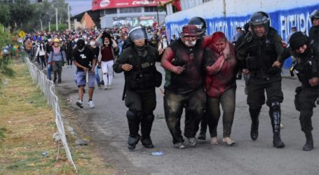 Βολιβία: Διαπόμπευση δημάρχου από διαδηλωτές