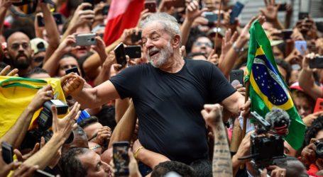 Ο Λούλα εκφράζει «αλληλεγγύη» στις κυβερνήσεις της λατινοαμερικάνικης Αριστεράς