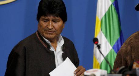 Πολιτικό κενό στη Βολιβία
