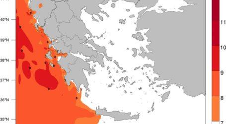 """Χτύπησε η """"Βικτώρια"""" σε Ιόνιο και Δυτική Ελλάδα"""