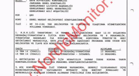 Επιχείρηση ετοίμαζαν οι Τούρκοι για την απαγωγή των οκτώ στρατιωτικών τους