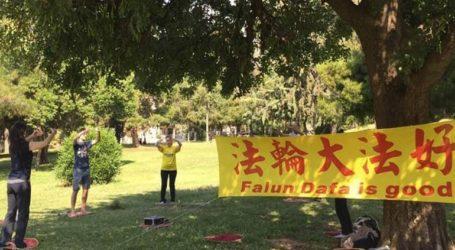 Γιατί προσήγαγε η ΕΛ.ΑΣ. ασκητές διαλογισμού την ημέρα επίσκεψης του Κινέζου προέδρου;