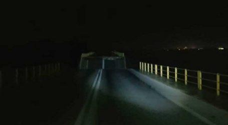 Για… λίγες μέρες δεν θρηνήσαμε θύματα από την κατάρρευση γέφυρας στη Ρόδο