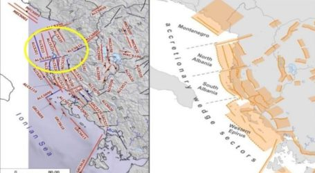 Σεισμό 6,7 Ρίχτερ από το ρήγμα στην Αλβανία είχαν προβλέψει Ελληνες ερευνητές του ΑΠΘ