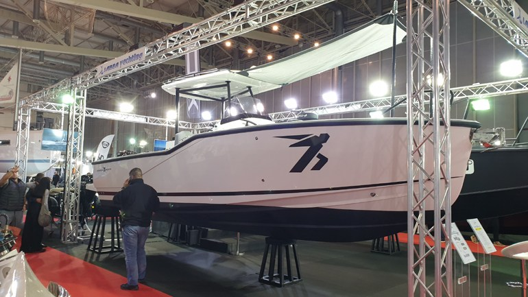 Δυναμικό παρών από την Dromeas Yacht με τα εντυπωσιακά της σκάφη...
