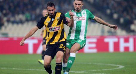 Live: Παναθηναϊκός-ΑΕΚ 0-1