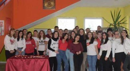 Οι μαθητές του ΕΠΑΛ Τυρνάβου… μιλούν για το AIDS