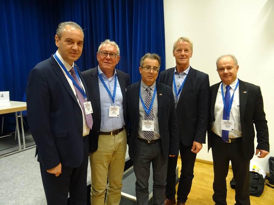 Νέες συνεργασίες στη Γερμανία με καινοτόμες ιδέες και πρακτικές για τον Δήμαρχο Ελασσόνας