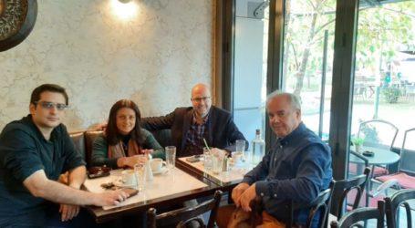 Συγχαρητήρια του δημάρχου Τεμπών Γιώργου Μανώλη για τη διπλήπρωτιά του ταλαντούχου συνθέτη Ευριπίδη Μπέκου