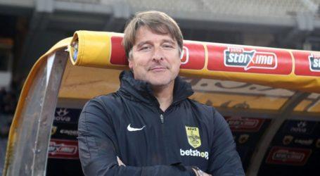 «Ήμασταν καλύτεροι, δεν είμαι ευχαριστημένος με τον βαθμό» – Ποδόσφαιρο – Super League 1 – Άρης