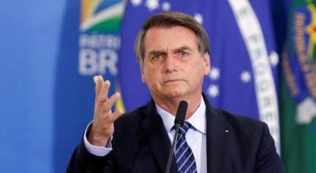 Ο Βραζιλιάνος πρόεδρος «αντιγράφει» τον Ντόναλντ Τραμπ