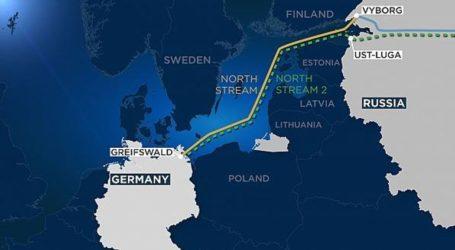 Οι ανησυχίες των ΗΠΑ σχετικά με τον Nord Stream 2