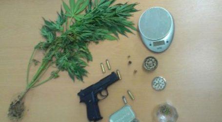Σύλληψη για κατοχή όπλων και ναρκωτικών στο Ηράκλειο