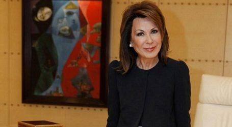 Επίσημο λογαριασμό στο Twitter απέκτησε η Γιάννα Αγγελοπούλου