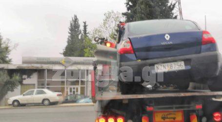 Τροχαίο ατύχημα στον δρόμο Καβάλας