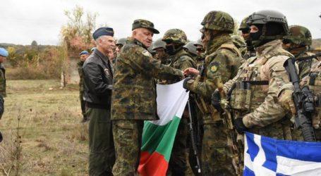 Ολοκληρώθηκε η ελληνοβουλγαρική στρατιωτική άσκηση «BALKAN SOLIDARITY-2019»