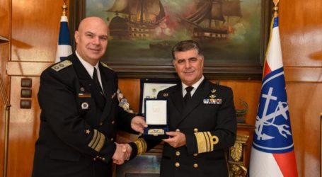 Επίσημη επίσκεψη του Αρχηγού του Ναυτικού της Βουλγαρίας στην Αθήνα