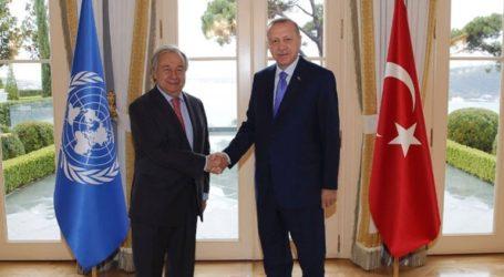 ΟΗΕ: Δεν συζητήθηκε το Κυπριακό στη συνάντηση Γκουτιέρες