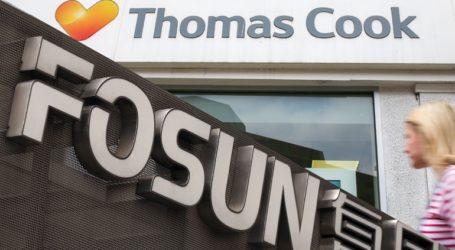 Η Fosun εξαγόρασε την Thomas Cook έναντι του ποσού των 12,7 εκατ. ευρώ