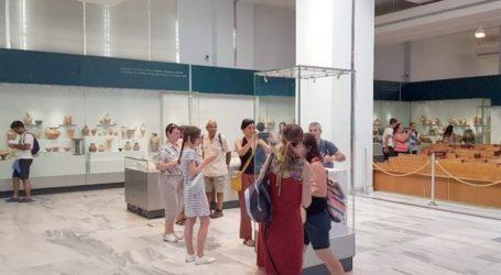 Αρχαιολογικό Μουσείο, Κνωσός, Φαιστός … το top 3 στην αύξηση της επισκεψιμότητας