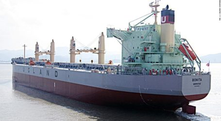 Εννέα μέλη του πληρώματος του φορτηγού MV Bonita απήχθησαν από πειρατές