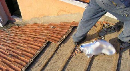 Σοβαρό εργατικό ατύχημα 51χρονου που έπεσε από στέγη