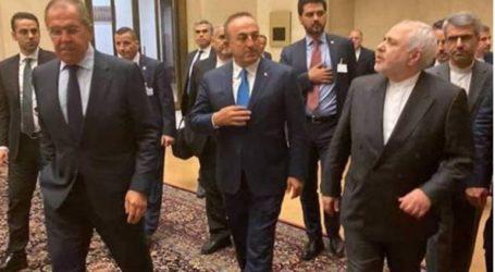 Ρωσία, Τουρκία και Ιράν αποφασίζουν για τη μοίρα της Συρίας