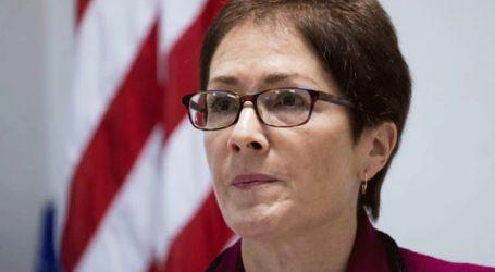 Η πρώην πρέσβειρα των ΗΠΑ στην Ουκρανία αισθάνθηκε να «απειλείται» από δηλώσεις του προέδρου Τραμπ