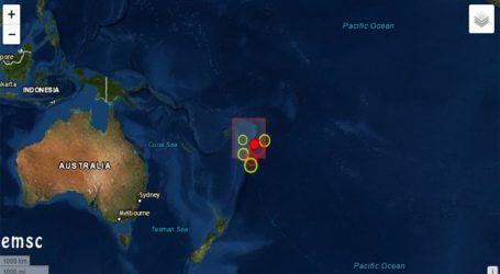 Ισχυρός σεισμός 6,6 Ρίχτερ σε θαλάσσια περιοχή του Ειρηνικού
