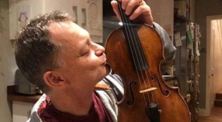 Ξαναβρήκε το βιολί του ηλικίας 310 ετών