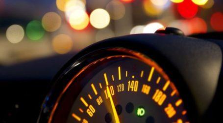 Μειώστε το όριο ταχύτητας για εξοικονόμηση ενέργειας
