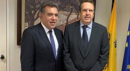 Συνάντηση Κόνσολα με ΕΣΕΕ για τα προβλήματα του εμπορικού κόσμου στη νησιωτική Ελλάδα