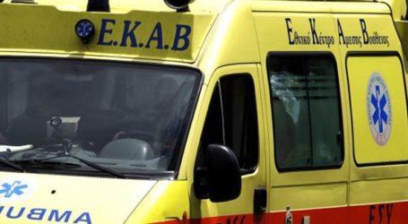 Αυτοκίνητο παρέσυρε πεζό στη Θεσσαλονίκη