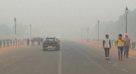 Μερική βελτίωση στην ποιότητα του αέρα στο Νέο Δελχί