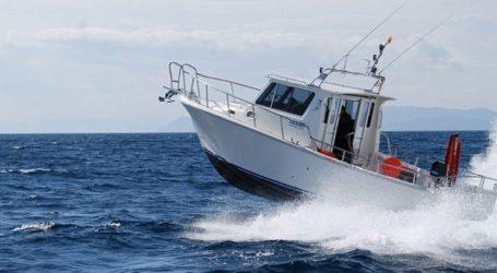 Παροχή συνδρομής του Λιμενικού σε αλιευτικό σκάφος στη Θεσσαλονίκη