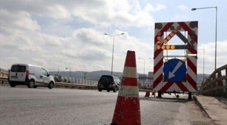 Εργασίες συντήρησης στην 29η Επαρχιακή Οδό Θεσσαλονίκης-Τριλόφου