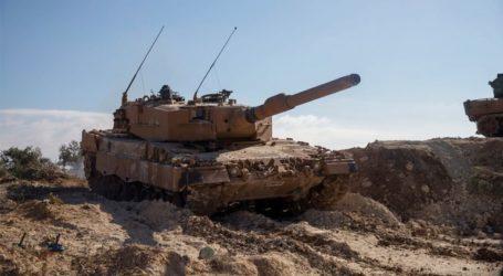 Τζιχαντιστές με γερμανικό άρμα Leopard συμμετέχουν σε Τουρκική εισβολή