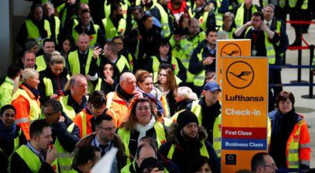 Η Lufthansa ακυρώνει 1.300 πτήσεις Πέμπτη και Παρασκευή λόγω της απεργίας του προσωπικού καμπίνας