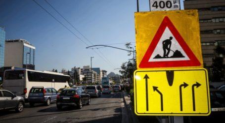 Μεγάλο πρόγραμμα ασφαλτοστρώσεων στον δήμο Αθηναίων
