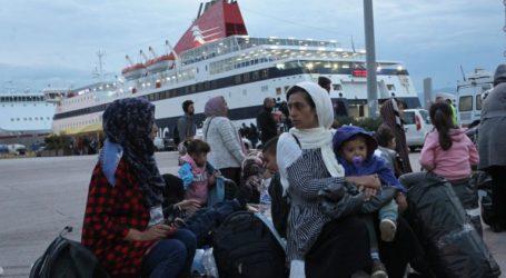 Άλλοι 113 αιτούντες άσυλο μεταφέρονται από την Μόρια στην ενδοχώρα
