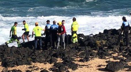 Πέντε μετανάστες νεκροί σε ναυάγιο στα ανοιχτά του ισπανικού νησιού Λανθαρότε