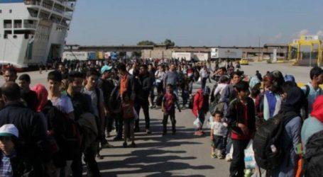 Στο λιμάνι του Πειραιά αποβιβάστηκαν 168 μετανάστες