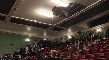 Λονδίνο: Κατέρρευσε οροφή θεάτρου – Τραυματίστηκαν θεατές