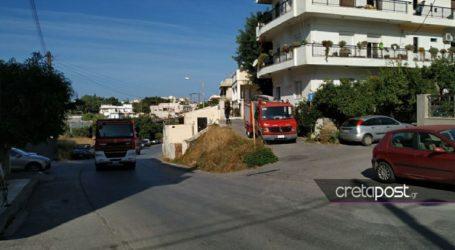 Ηράκλειο: Έκρηξη σε διαμέρισμα – Κινδύνεψε μικρό παιδί