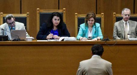 Διακόπηκε για τις 18 Δεκεμβρίου η δίκη για την υπόθεση της Χρυσής Αυγής