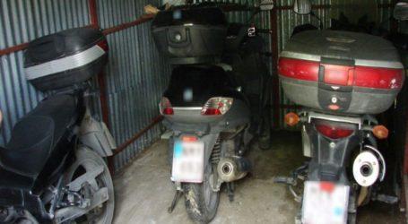 Συμμορία έκλεβε μοτοσικλέτες μεγάλου κυβισμού -Δύο συλλήψεις