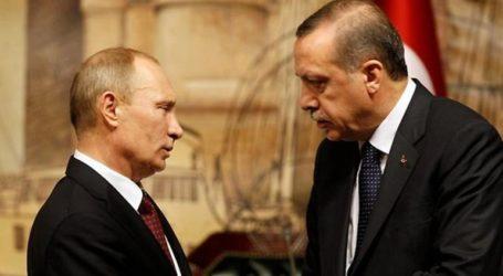 Ερντογάν και Πούτιν μοιράζουν τη Βόρεια Συρία σαν σουλτάνος με τσάρο