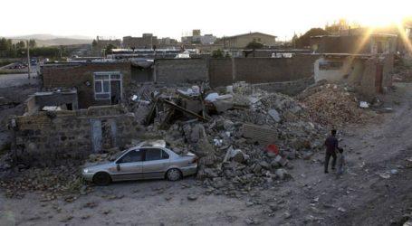 Τουλάχιστον 5 νεκροί και 120 τραυματίες λόγω σεισμού