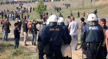 Αστυνομική επιχείρηση στα Διαβατά μετά την αιματηρή συμπλοκή